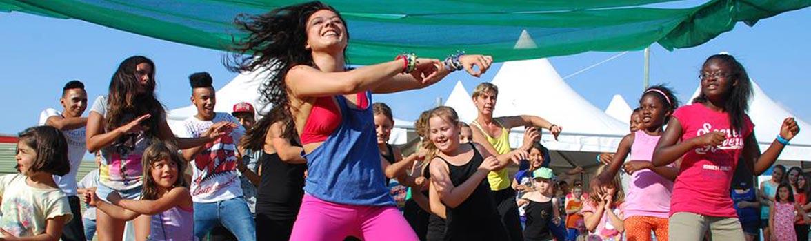 Zumba Kids und Tanz